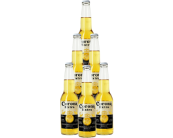 Bouteilles - Pack 6 Corona Extra