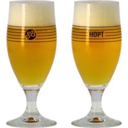 Verres à bière - Verre Saveur Bière/Hopt - 20 cl