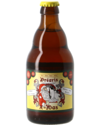 Bottled beer - Préaris X-Mas