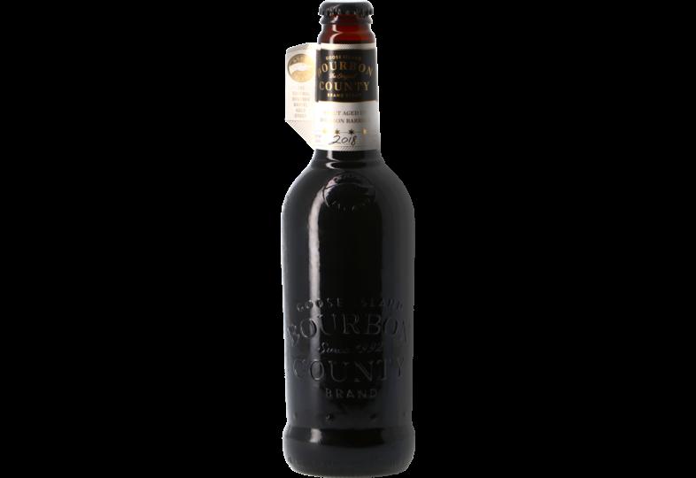 Bottiglie - Goose Island Bourbon County Brand Stout 2018
