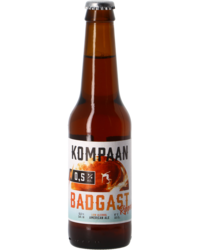 Bottled beer - Kompaan Badgast Ripped Alcohol-Free