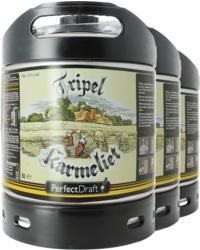 Fässer - Pack 3 fûts 6L Tripel Karmeliet
