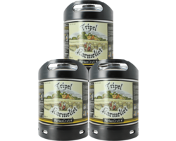 Fatöl - Tripel Karmeliet 6L PerfectDraft Fat 3-Pack