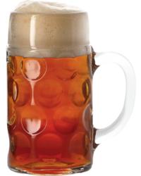 Verres à bière - Verre Isar Bock 1L