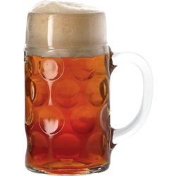 Beer glasses - Glass Isar Bock 1L