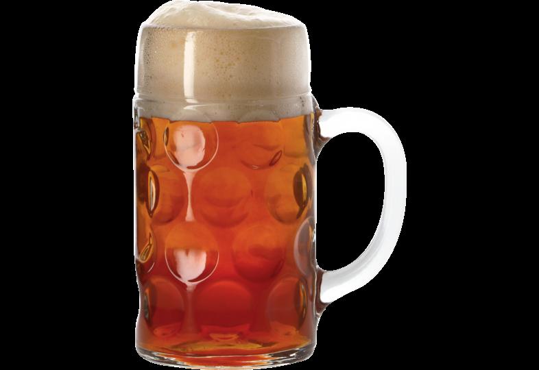 Biergläser - Verre Isar Bock 1L