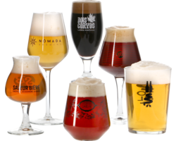 Beer glasses - Original Glassware - 6 Pack