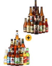 Accessoires et cadeaux - Pack Assortiments Les Meilleures Ventes + Bières du Monde