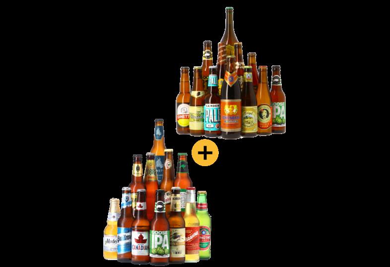 Accessori e regali - Pack The best Sellers + Birre del mondo