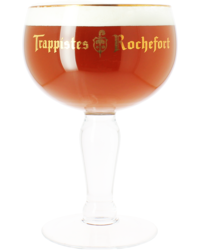 Beer glasses - Trappistes de Rochefort 33cl glass