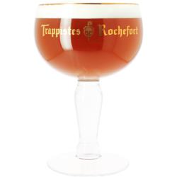 Beer glasses - Trappistes de Rochefort 33cl glass