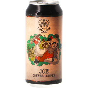O Brother Joe Coffee Porter