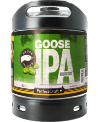 Kegs - Goose Island IPA Perfect Draft 6-litres Keg