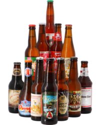 GIFTS - Beery Christmas Pack 1 - 12x33cl