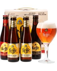 Accessoires et cadeaux - Leffe Welcome Pack