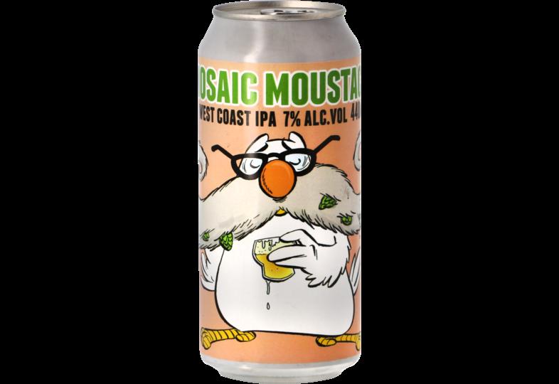 Bottiglie - Uiltje Mosaic Moustache