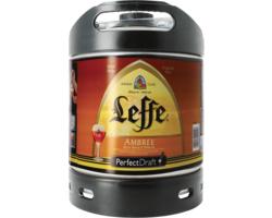Fûts de bière - Fût 6L Leffe Ambrée