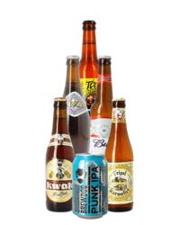 Cadeaus en accessoires - Vos 6 bières préférées
