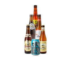 Cadeaus en accessoires - Onze favoriete speciaalbieren pack - 6x33cl