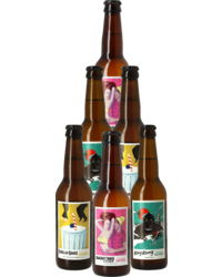 GIFTS - Cinema Brewers Pack - 6x33cl