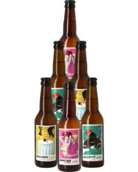Accessoires et cadeaux - Assortiment Cinema Brewers