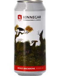 Bottled beer - Kinnegar Devil's Backbone - Can
