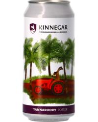Bottled beer - Kinnegar Yannaroddy Porter