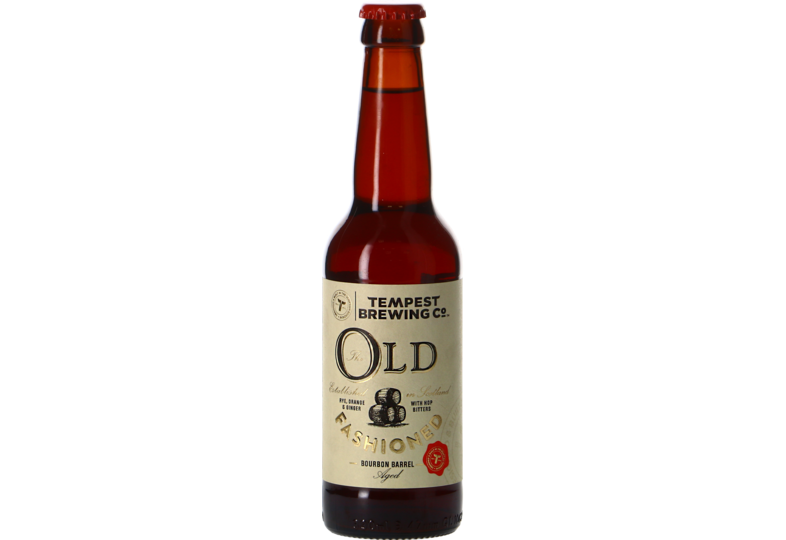 Bouteilles - Tempest Old Fashioned Batch 003