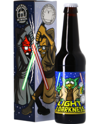 Bottled beer - Uiltje Light Darkness & Balance