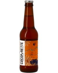 Bottled beer - Cocomiette Bière Blonde au pain