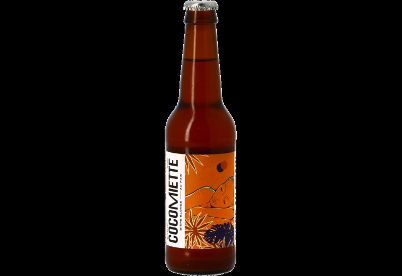 Bouteilles - Cocomiette Bière Blonde au pain
