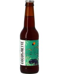 Bouteilles - Cocomiette Bière Rousse au pain