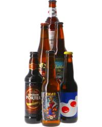 Cadeaus en accessoires - The Best Breweries Pack 2018 - 6x33cl