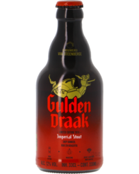 Bottled beer - Gulden Draak Imperial Stout