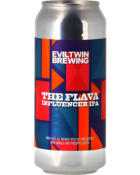 Bottled beer - Evil Twin The Flava Influencer IPA - Can