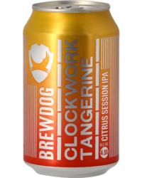 Bottiglie - Brewdog Clockwork Tangerine - Canette