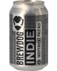Bottiglie - Brewdog Indie Pale Ale - Canette