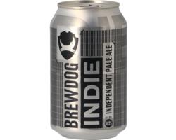 Bouteilles - Brewdog Indie Pale Ale - Canette