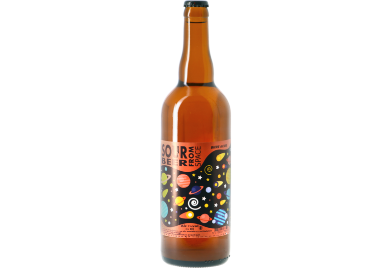 Bouteilles - Sour Beer From Space