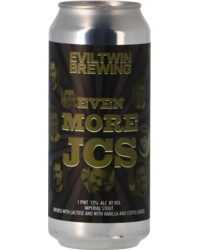 Flessen - Evil Twin Even More JCS - Blik