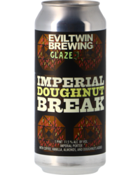 Flessen - Evil Twin Imperial Doughnut Break - Canette