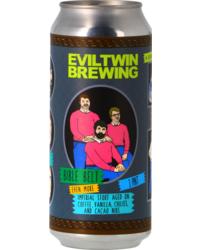 Bottled beer - Evil Twin & Prairie Bible Belt - Can