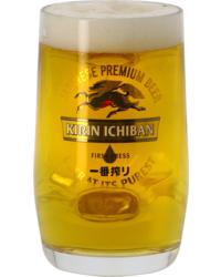 Biergläser - Chope Kirin Ichiban - 30 cl