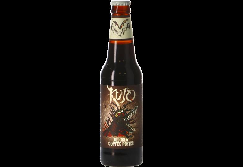 Bottled beer - Flying Dog Kujo Cold Brew Coffee Porter