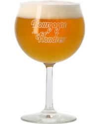Verres à bière - Verre Bourgogne des Flandres - 25 cl
