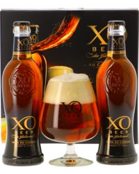 GIFTS - Gift Pack Xo Beer - 2 bières + 1 verre 33 cl