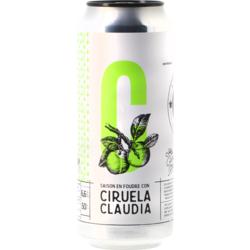 Bouteilles - La Virgen Saison Ciruela Claudia