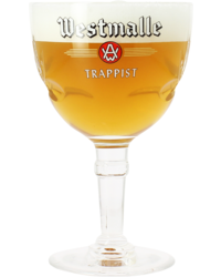 Beer glasses - Westmalle Trappist 33cl glass