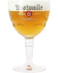 Bierglazen - Glas Westmalle Trappist - 33 cl
