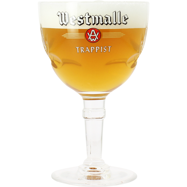 Westmalle Trappist 33cl glass